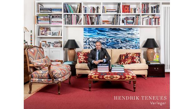 Zu Besuch bei Hendrik teNeues