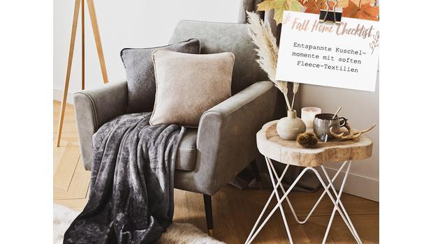 Herbst-Check: Fleece-Textilien