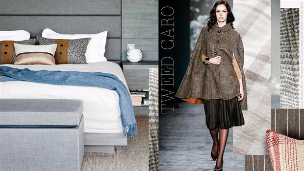 Textil-Trend: Herrenstoffe
