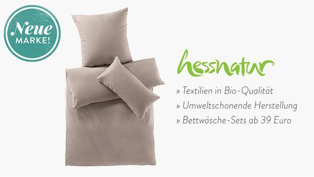 Hessnatur Bettwäsche Handtücher Plaids Westwing
