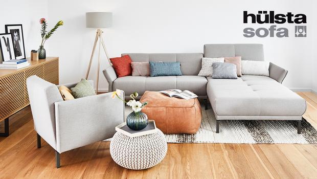 Das hülsta-Sofa