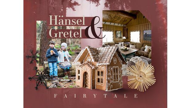 Inspiriert von Hänsel & Gretel
