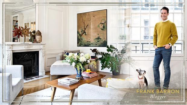 Pariser-Chic mit Ethno-Flair