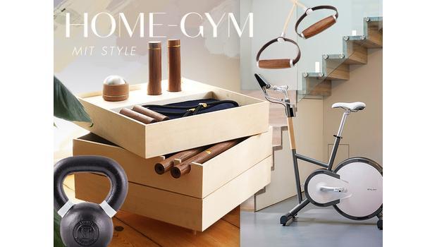 Yes, so (schön) geht Home-Gym