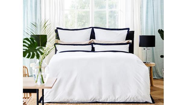 Bettwäsche wie im Luxus-Hotel