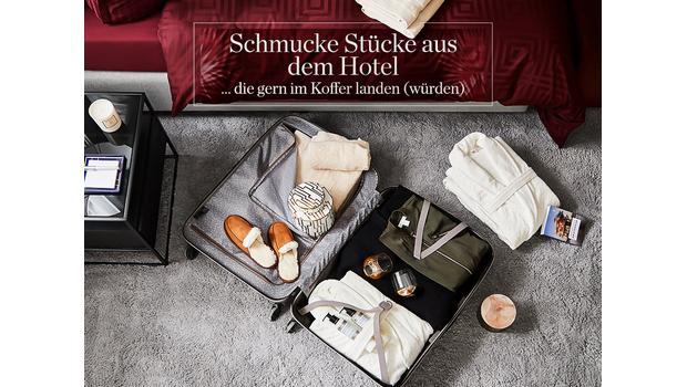 Heißbegehrte Hotel-Deko-Pieces