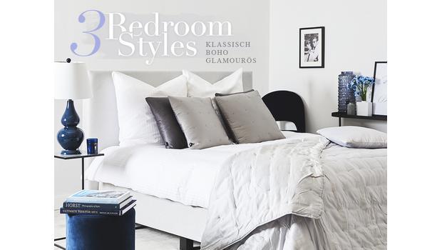 Weiße Bettwäsche 3x Anders So Wirds Klassisch Boho Oder Glamourös