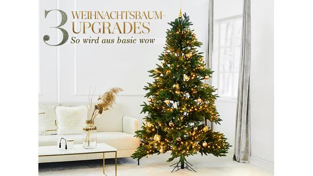 3 schnelle Christbaum-Upgrades