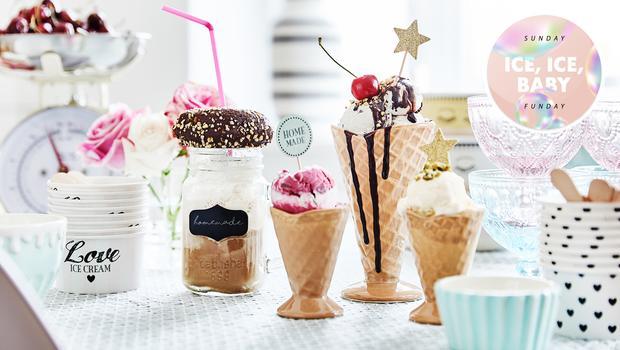 Mmmh, Eis!