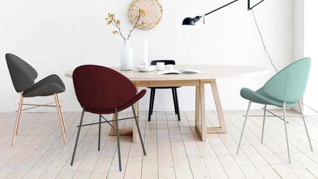 Vollendetes Stuhl-Design