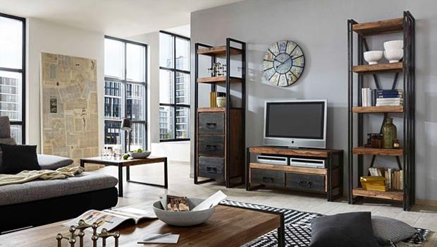 Wohnen wie in Brooklyn Möbel im Industrial Look | Westwing