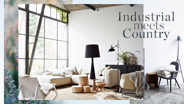 Country mit Industrial-Touch