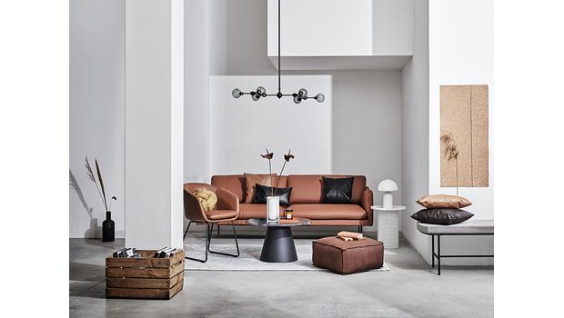 Modernes Industrial-Interior