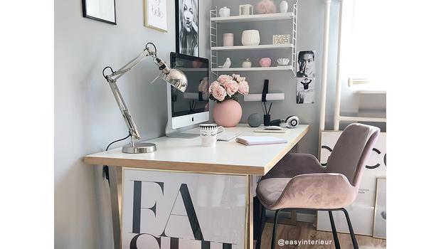 Makeover fürs Home-Office