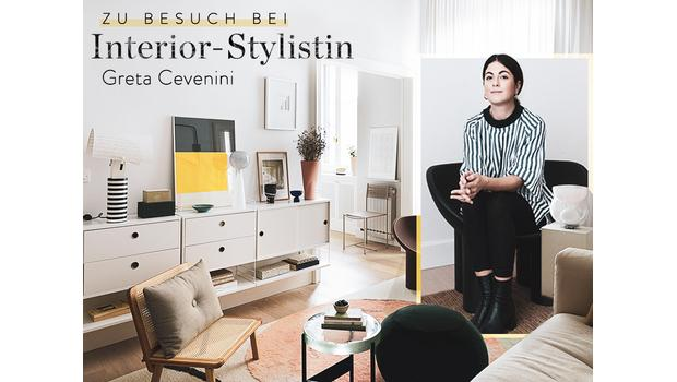 Zu Besuch bei Greta Cevenini