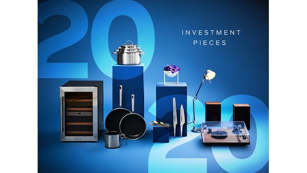 Interior-Investitionen 2020