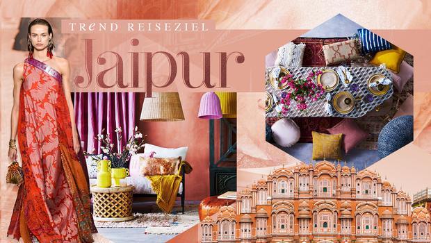 Traum-Destination: Jaipur