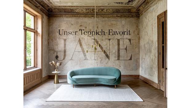 Die JANE-Teppich-Kollektion