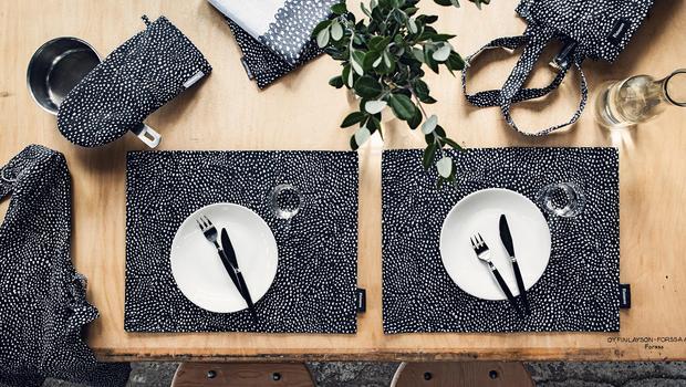 Textilien für Tisch & Küche