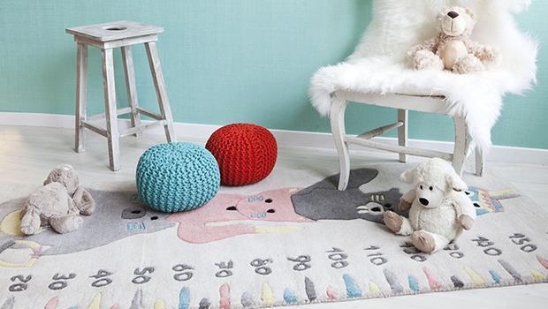 Teppiche fürs Kinderzimmer Die sorgen für Gemütlichkeit ...