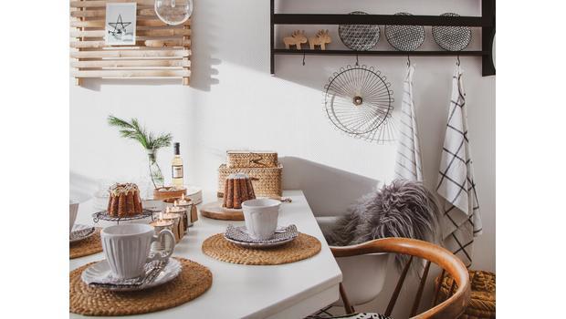 Küchen- & Tisch-Textilien