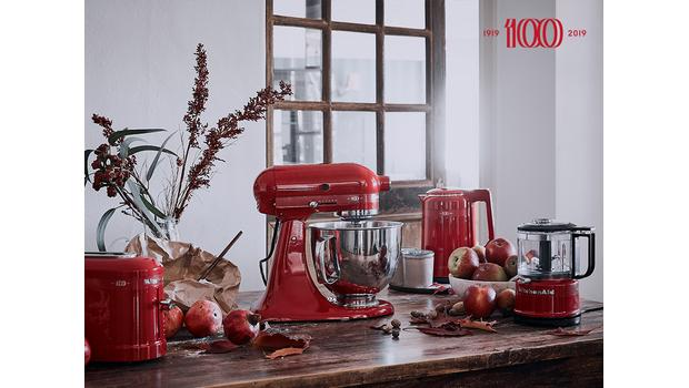 KitchenAid – QUEEN OF HEARTS