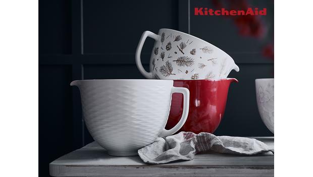 KitchenAid – Schüssel-Vielfalt
