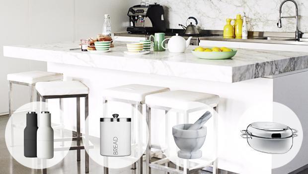 Alles für die moderne Küche