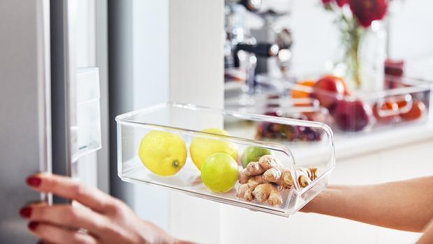 Kühlschrank Organizer : Organizer aus plexiglas so behalten sie den durchblick in küche