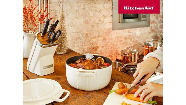 Kochen & Backen mit KitchenAid