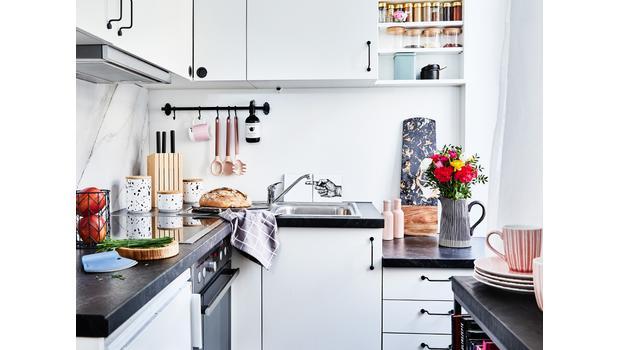 Ein Fresh-up für die Küche