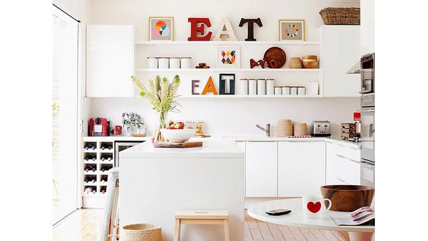 Die Familienküche