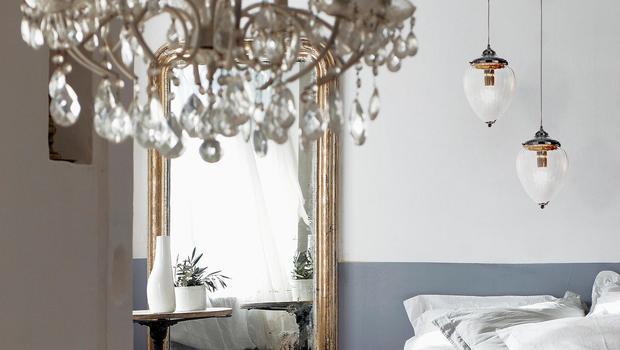 Kronleuchter Stehlampe ~ Klassisches leuchten design kronleuchter stehlampe mehr westwing