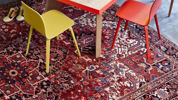 Teppich-Klassiker vorgelegt