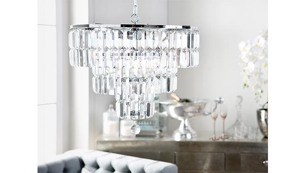 Elegante Kristall-Leuchten