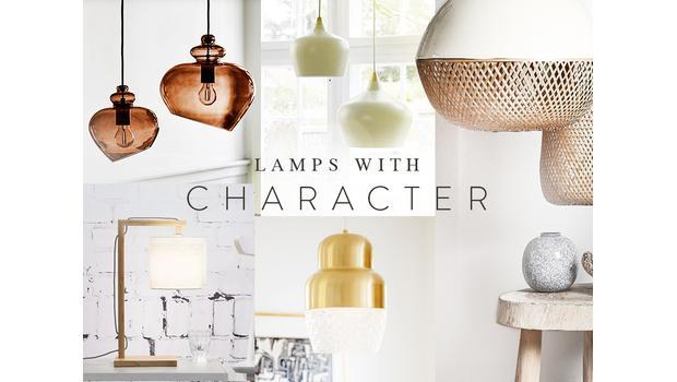 Licht-Design mit Charakter