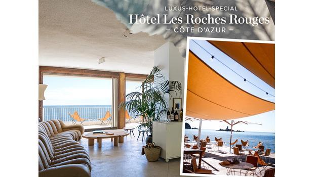 Hôtel Les Roches Rouges