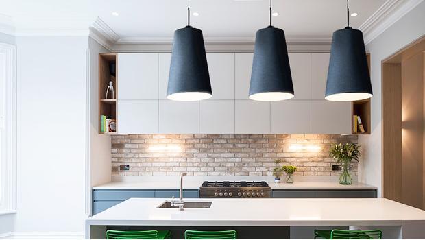Küchen-Licht smart gewählt