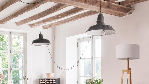 Charmantes Licht-Design
