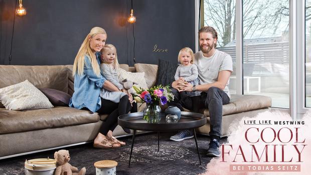Perfektes Familienzuhause