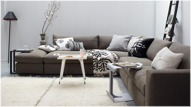 Relativ Loft-Liegelandschaften Großzügige Sofas zum Relaxen | Westwing DA52