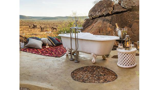Madikwe Hills Lodge Südafrika