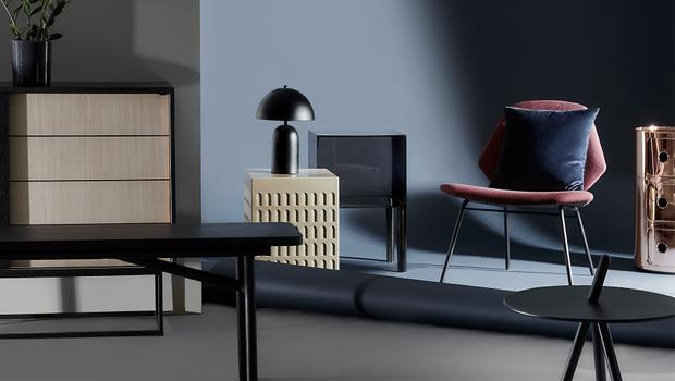 Ikonisches Möbel-Design