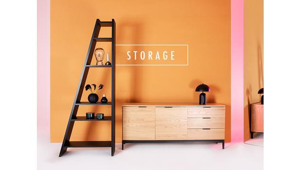 Stauraum-Möbel für mehr Platz