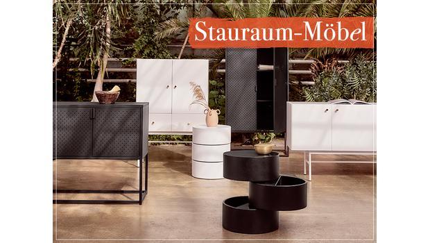 Große Stauraum-Möbel