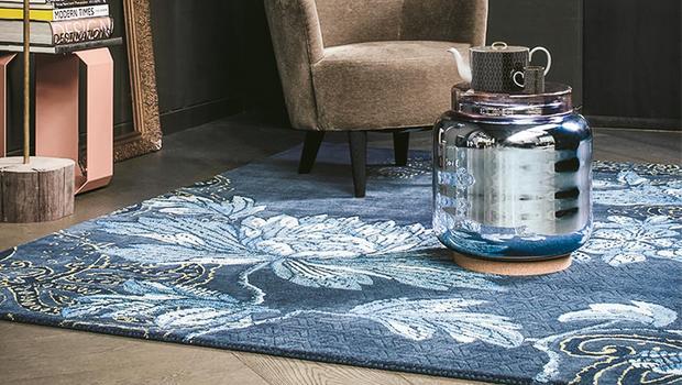 Elegantes Teppich-Design
