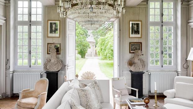 Französischer Chateau-Chic