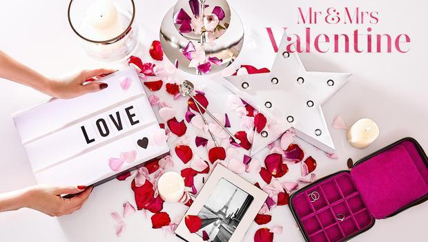 Mr & Mrs Valentine