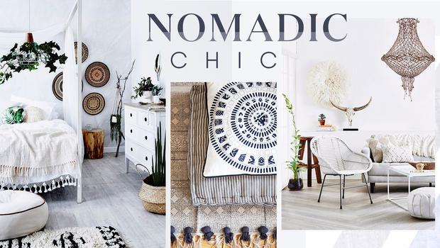 Im Trend: Nomadic Chic