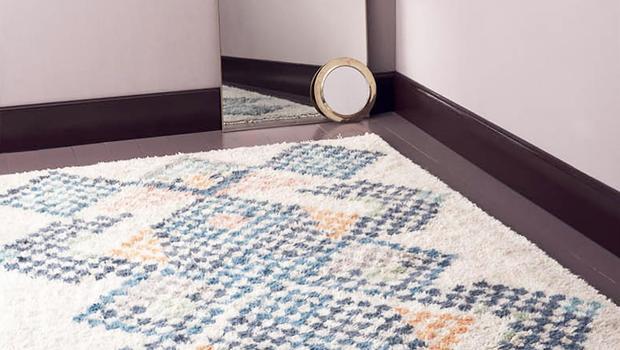 Nordische Design-Teppiche